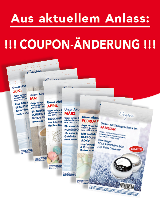 Grafic Coupon Anderung