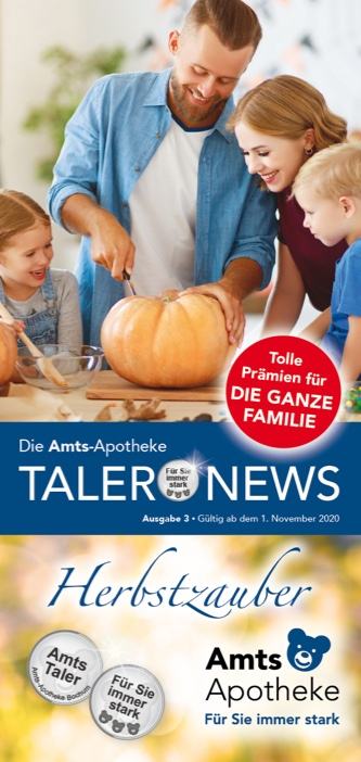 taler news fall 2020