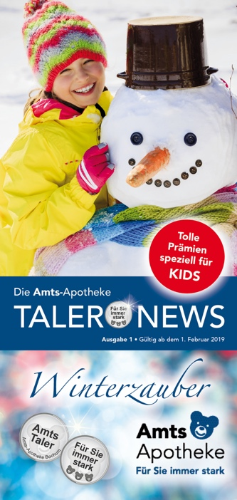 taler news autumn 2018 kids