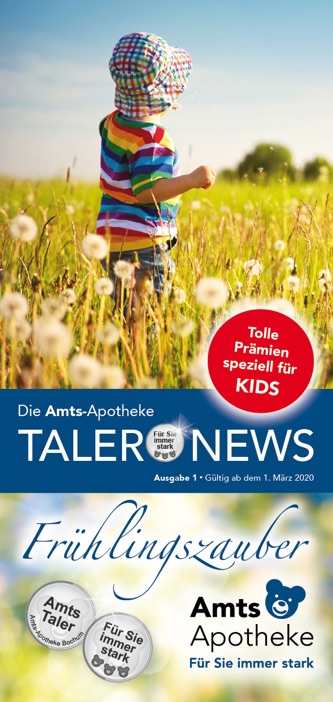 taler news spring kids 2020