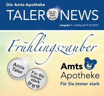 taler news summer 2018