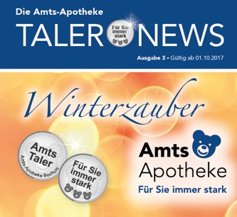 taler news winter 2017